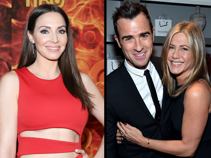 Jennifer Aniston, Justin Theroux Wedding: Whitney Cummings