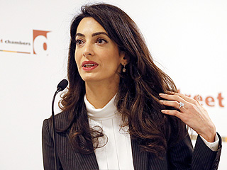 Amal Clooney Parts Ways with Greece After Lawsuit to Win Back Historic Sculptures from British Museum Won't Proceed