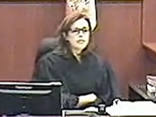 VIDEO: Judge Sentences Domestic Violence Victim to Jail for Not Showing Up at Her Alleged Abuser's Trial