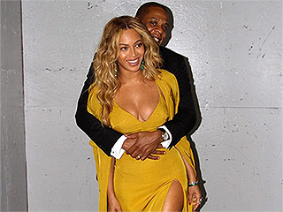 Love On Top: Jay Z Wraps His Arm Around Beyoncé in a Sweet New Photo