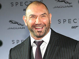 VIDEO: Guardians of the Galaxy Star Dave Bautista is Married!