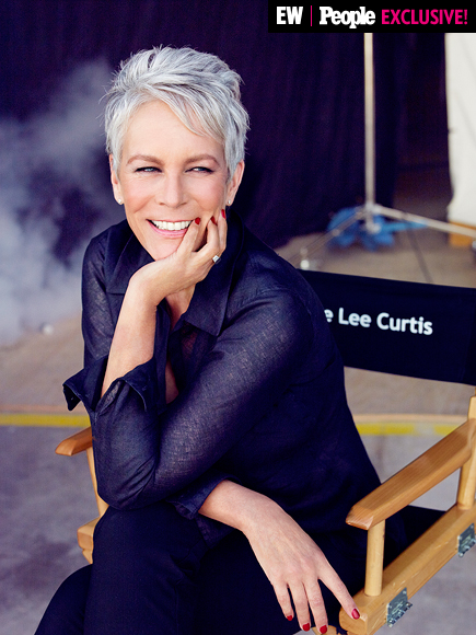 ... Jamie Lee Curtis Shares Lessons from Janet Leigh, Tony Curtis : People