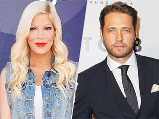 Jason Priestley Fires Back at Tori Spelling Hook-Up Claims: 'It's Nobody's Business'