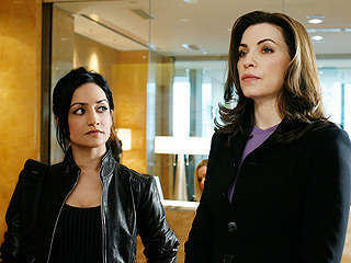 The Good Wife: Archie Panjabi Fires Back After Julianna Margulies Says They Couldn't Shoot Final Scene Together Because of The Fall