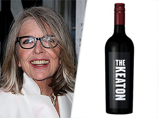 Diane Keaton's New Wine Is Meant to Be Served on Ice: 'It's Not Fancy, but Neither Am I'