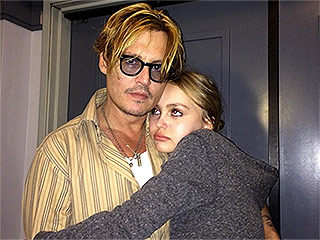 Johnny Depp Says He's 'Quite Worried' About His 16-Year-Old Daughter Lily-Rose's Budding Fashion Career