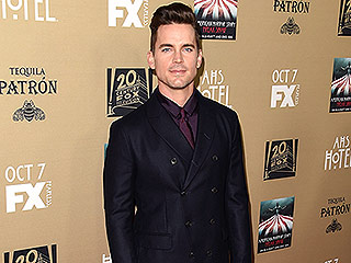 Matt Bomer:  My Husband Is 'Anesthetized' to My Sex Scenes by Now