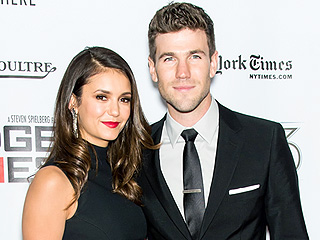 See Nina Dobrev and Boyfriend Austin Stowell Make Their Red Carpet Debut as a Couple