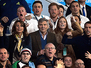 All in the Family! Prince Harry Joins the Middletons at Rugby World Cup – But There's No Sign of Will or Kate