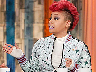 Raven-Symoné Accused of 'Supporting Discrimination' After Controversial The View Comments