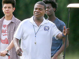 See Tracy Morgan in Character for Fist Fight – His First Role Since Last Year's Deadly Crash