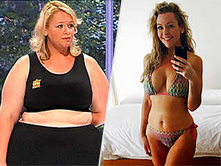 The Biggest Loser's Alison Braun Shares Dramatic Weight Loss in Bikini Selfie
