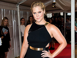 Amy Schumer Reacts to Golden Globe Nod: I'm Proud of Myself but It's 'More About the Revenge,' She Jokes