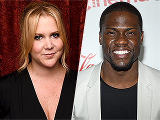 Kevin Hart Sends Amy Schumer Some Hosting Tips Before SNL: 'Just Tell the Audience That You Know Me'