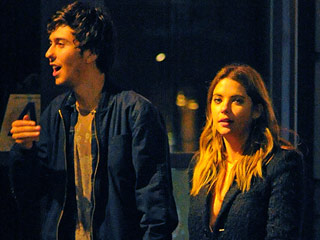 Ashley Benson Holds Hands with Nat Wolff Out in N.Y.C. – Are They More Than Just Friends?