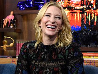 FROM EW: Cate Blanchett in Talks to Join Chris Hemsworth in Thor: Ragnarok