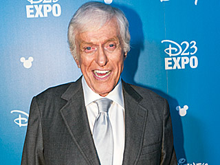 Dick Van Dyke Leads Sing-Along with Fans Outside Walt Disney's Childhood Home at 90