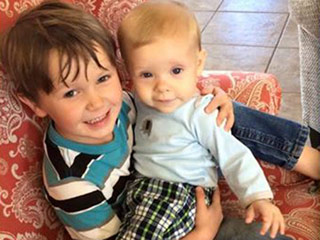 Duggars Stick Together: Josh's Son Michael Holds Baby Israel in Sweet Photo