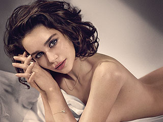 Emilia Clarke Is Officially the Sexiest Woman Alive: See Her Steamy Photo Shoot