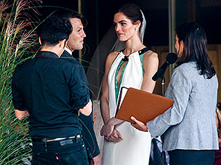 Sean Avery and Hilary Rhoda Are Married – See the Gorgeous Photos