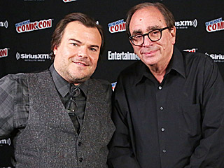 Author R.L. Stine's Advice to Jack Black on Filming Goosebumps: 'Make Sure It's Not Too Scary'