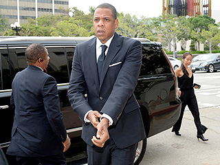 Jay Z Attends Copyright Trial Over 1999 Hit 'Big Pimpin' After Being Accused of Using Egyptian Ballad Without Permission