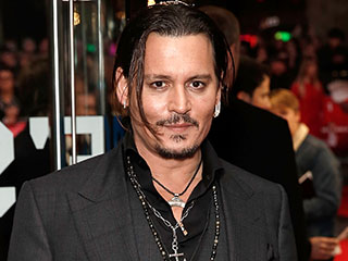 FROM EW: Johnny Depp Says Donald Trump Is a 'Brat'