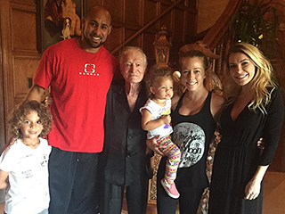 Kendra Wilkinson Brings Her Family Back to Her 'Old Stomping Grounds' – the Playboy Mansion