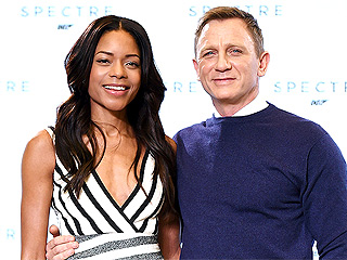 Daniel Craig 'Was Just Being Sarcastic' About Quitting James Bond, Says Costar Naomie Harris