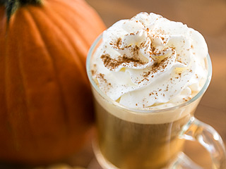 My First Pumpkin Spice Latte: A Journey
