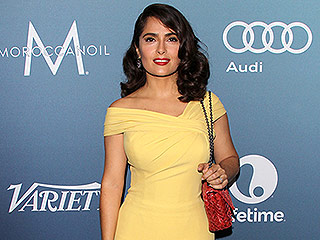 Alfred Molina on Salma Hayek: 'If Salma Had Been White and Male She Would Have Been Bigger Than Harvey Weinstein'