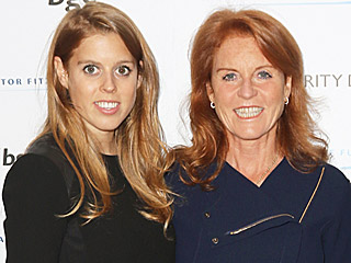 Sarah Ferguson on Princess Beatrice: 'She's Very Financially Savvy, Unlike Her Mother!'