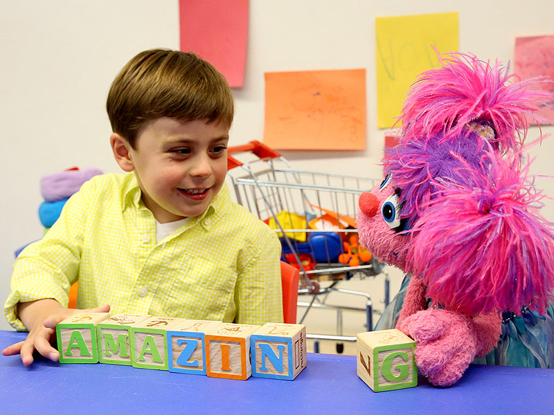 Meet Sesame Street's First Character with Autism: 'We Want to Create Greater Awareness and Empathy'| Autism, Sesame Street