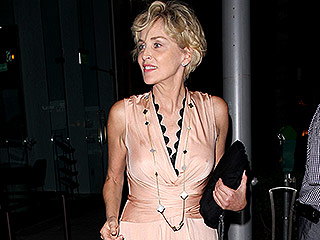 Sharon Stone, 57, Continues to Defy Aging in a Marilyn Monroe-esque Look
