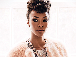 Sonequa Martin-Green Says Motherhood Has Melted Her Heart