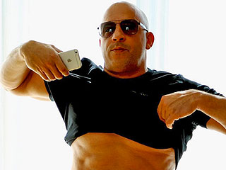 Vin Diesel Fires Back at 'Dad Bod' Commenters by Flaunting Rippling Abs: 'Body-Shaming Is Always Wrong'