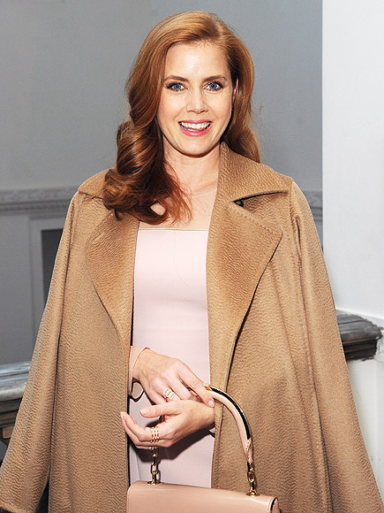 Amy Adams Wants to Join Your Squad! : People.com Amy Adams