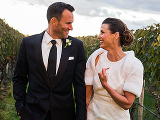Surprise! Bridget Moynahan Marries Businessman Andrew Frankel – See Their Romantic Wedding Photo