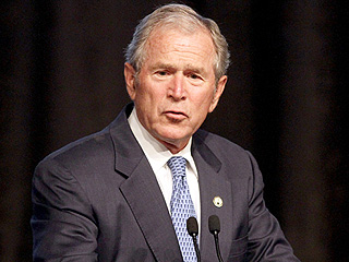 George W. Bush Blasts Ted Cruz for Teaming Up with Donald Trump: 'I Just Don't Like the Guy'
