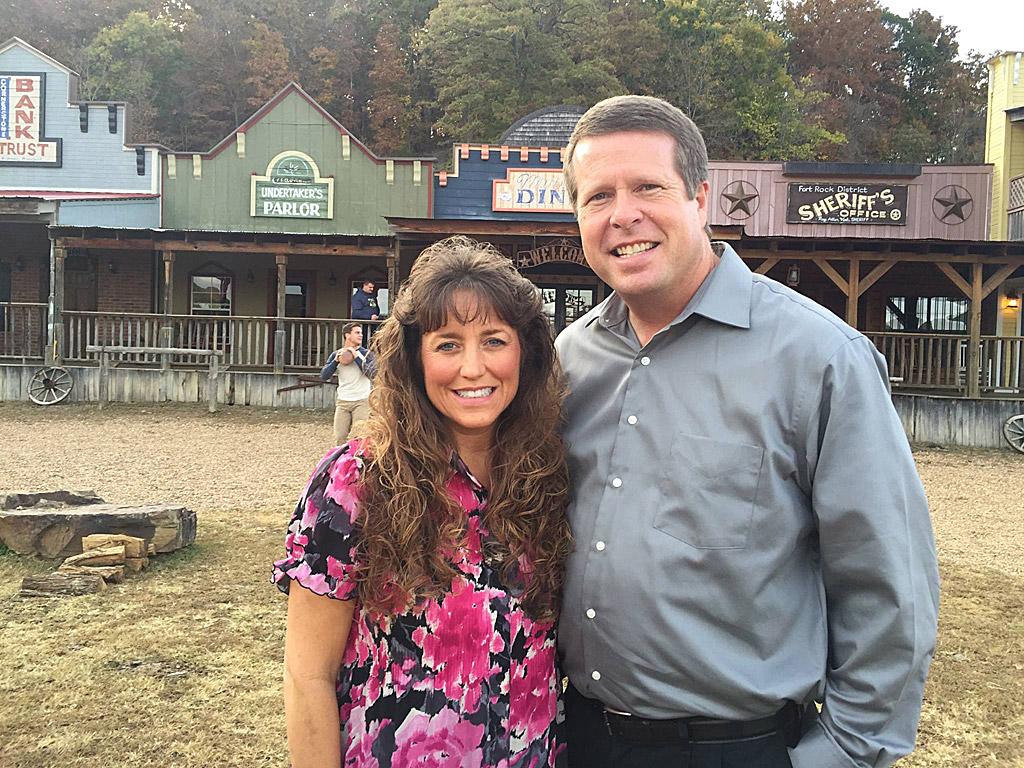 Jim Bob Duggar Michelle Duggar Attend Marriage Retreat