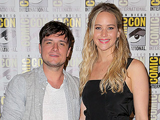 Josh Hutcherson Is 'Really Proud' of Jennifer Lawrence for Addressing Hollywood's 'Shocking' Gender Pay Gap