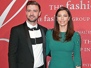 Justin Timberlake and Jessica Biel Turn a Fashion Event into a Glamorous Date Night: See the Pic!