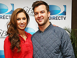 Baby Bengal! AJ and Katherine Webb McCarron Welcome Son Tripp
