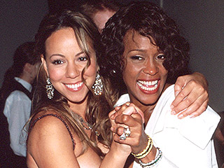 Mariah Carey Remembers Whitney Houston in Touching Flashback Friday Post: 'Forever An Icon'