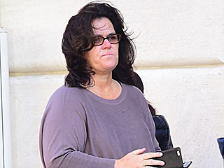 Rosie O'Donnell Steps Out 2 Days After Finalizing Divorce from Michelle Rounds