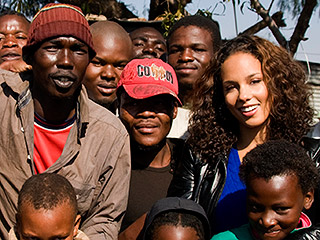 Alicia Keys on Fighting HIV/AIDS with Love: We Must 'Talk to Our Kids About Having Compassion'
