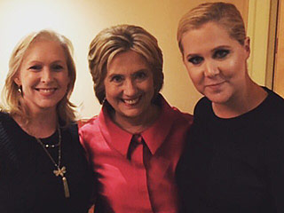 Hillary Clinton's Star-Studded Birthday Party: Amy Schumer, Demi Lovato and Many More