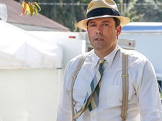 Ready for Halloween? Ben Affleck Goes Completely Retro for His Newest Film