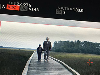 Ben Affleck Shares First Photo from the Set of Live by Night