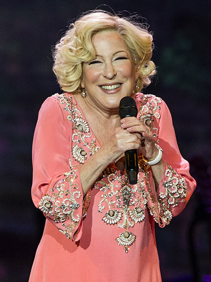 Bette Midler Nude Photos 13